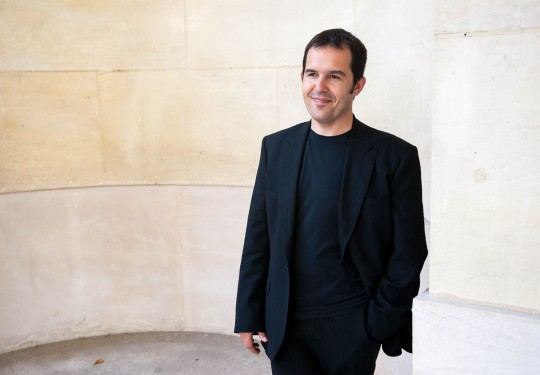 Gilles Choukroun, chef cuisiner © Gaëlle Magder