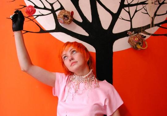 Irina Volkonski, créatrice  © Gaëlle Magder